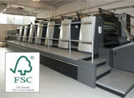 full colour printing London