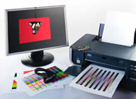 one colour booklet printers London